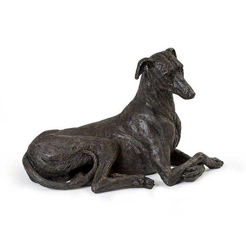 petributes-cast-resin-dog-urn-greyhound