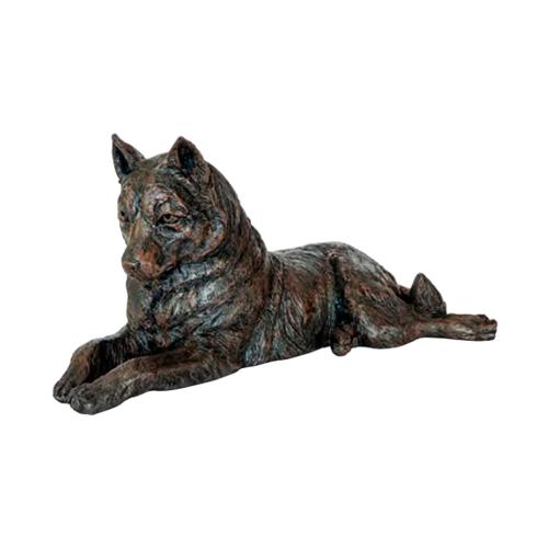 petributes-cast-resin-dog-urn-husky